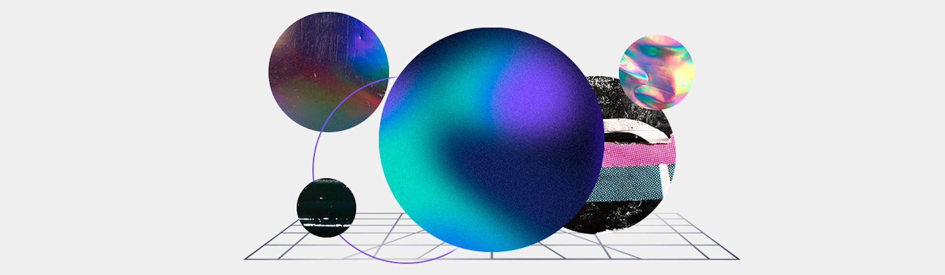 +80 texturas para diseño gráfico que cambiarán tus diseños estáticos por unos con más vida