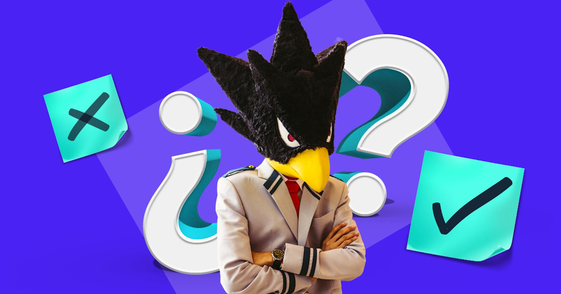 20+ preguntas para crear un personaje inolvidable