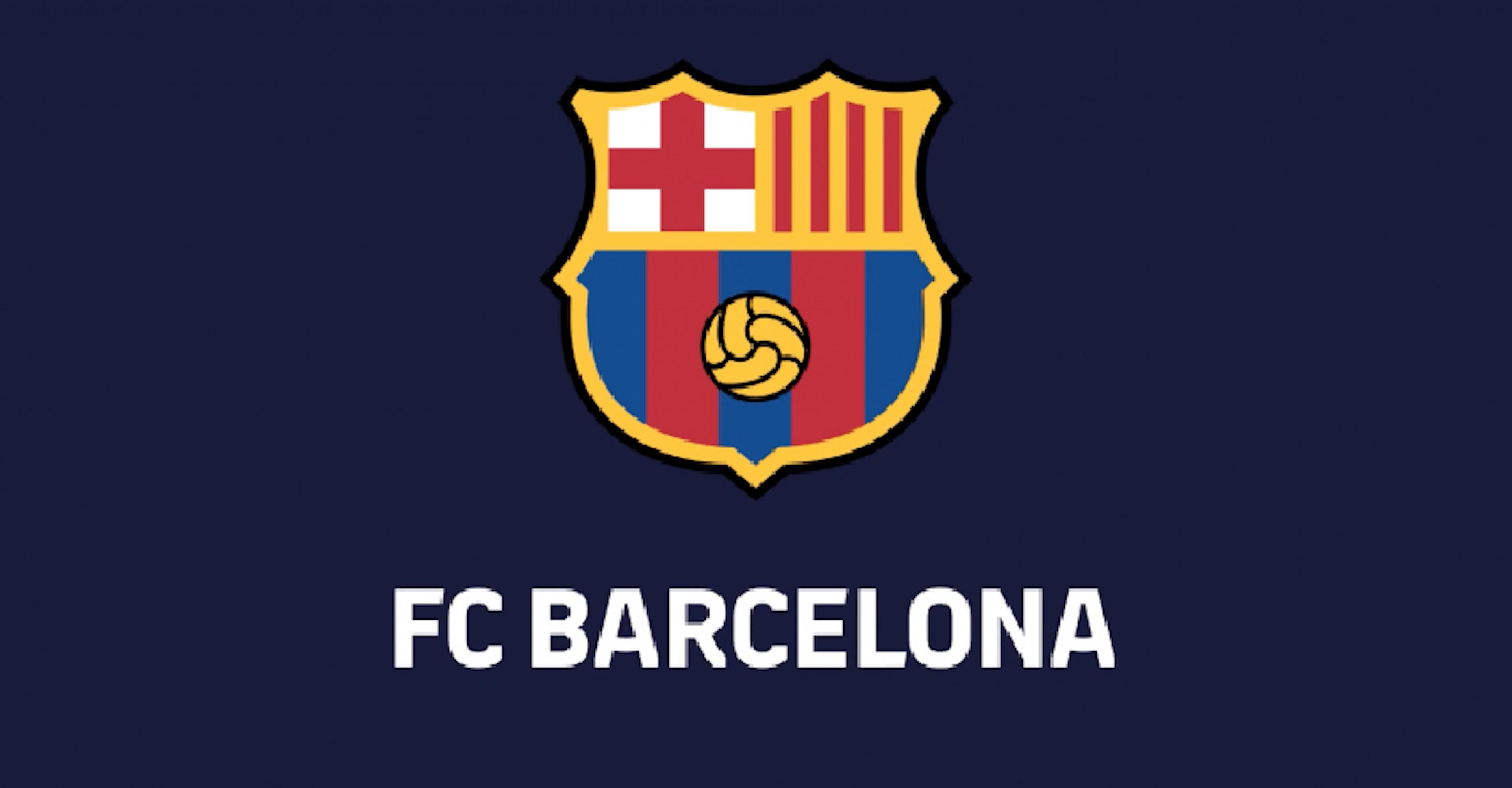 Barcelona cambia de escudo. ¿Recuerdas la renovación de los escudos de otros equipos top?