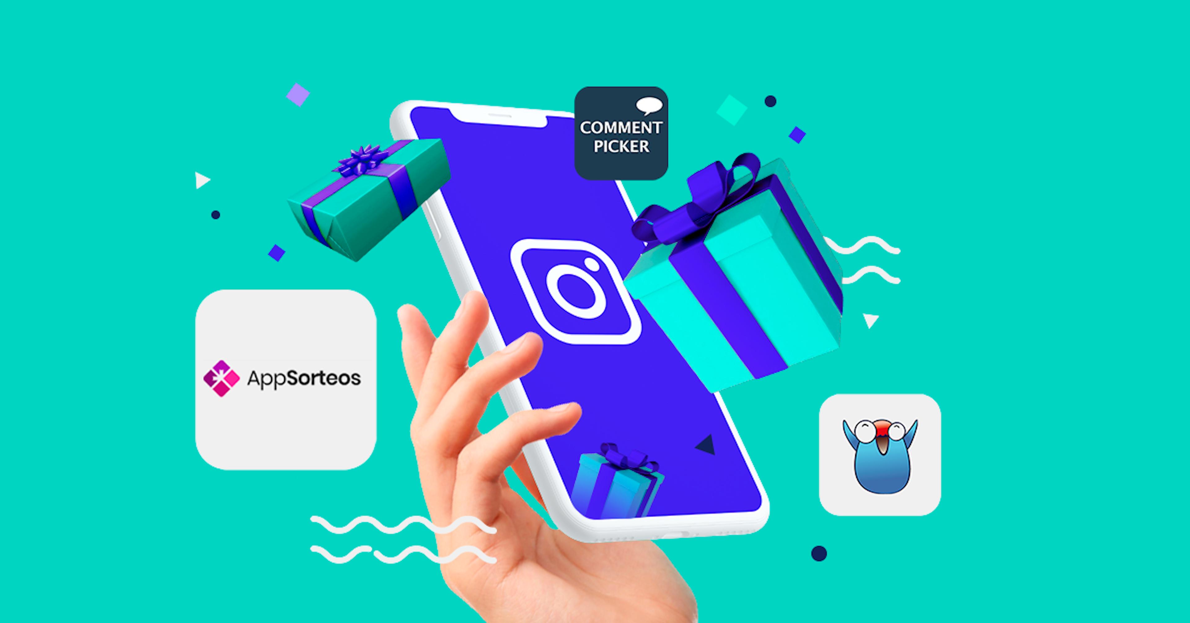 Fideliza a tu público con estas 5 herramientas para elegir un ganador de sorteo en Instagram