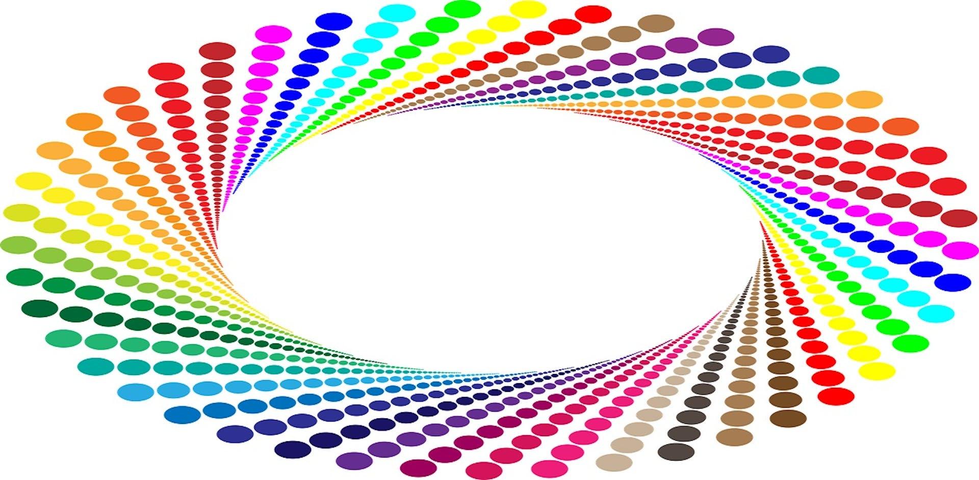 Círculo cromático: Combinaciones que harán estallar tus sentidos