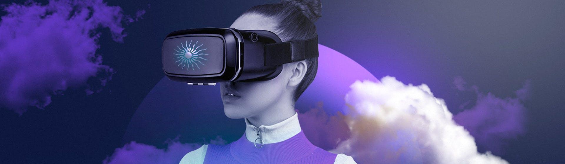 ¡Nueva tecnología en casa!: ¿Cómo funcionan los lentes de realidad virtual?