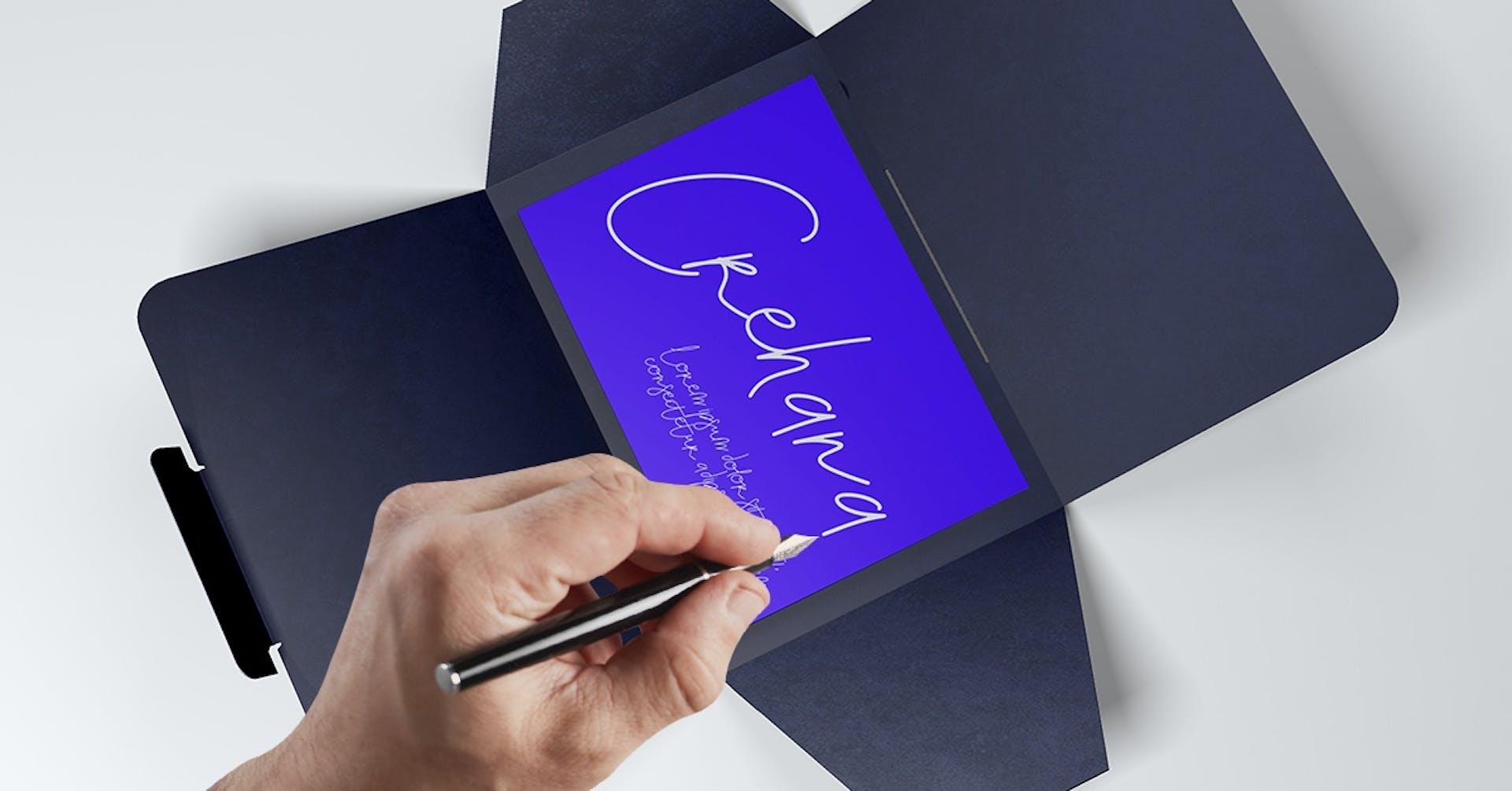 ¡Que nunca te falte estilo con estas tipografías para firmas gratis!
