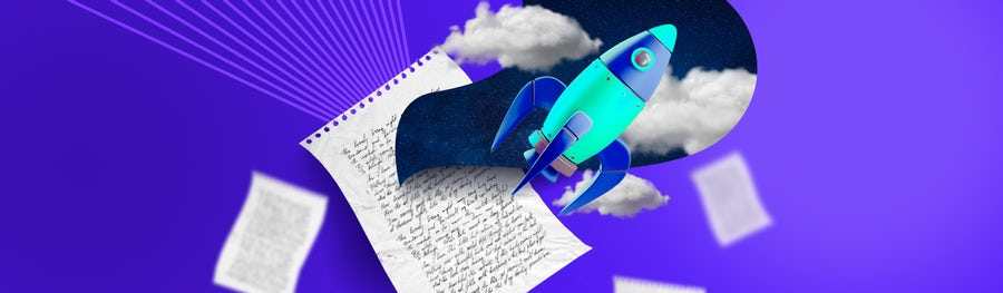 +5 Ideas de escritura creativa para mantener tu creatividad en forma