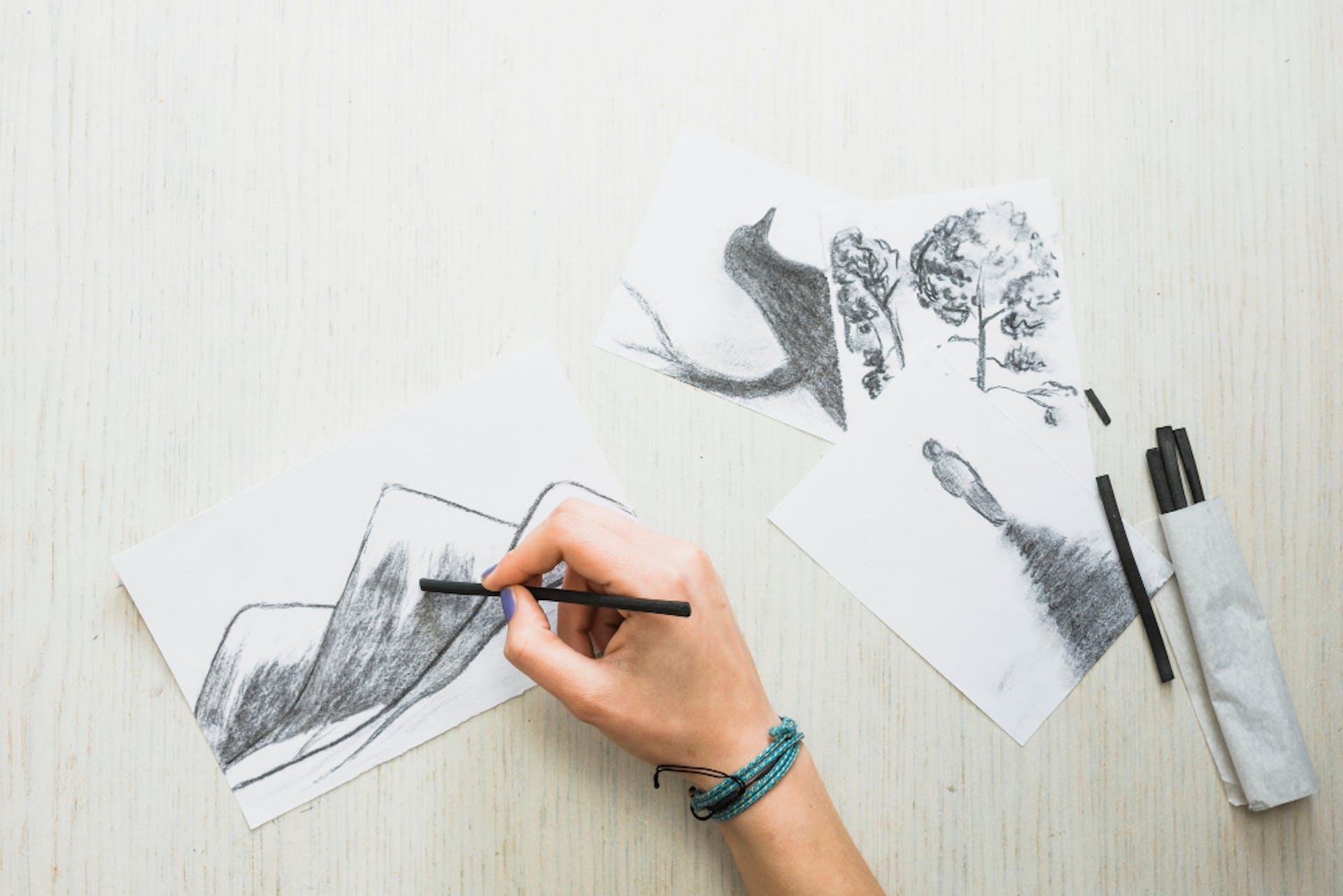 Técnica del sombreado: paso a paso para dibujar como experto