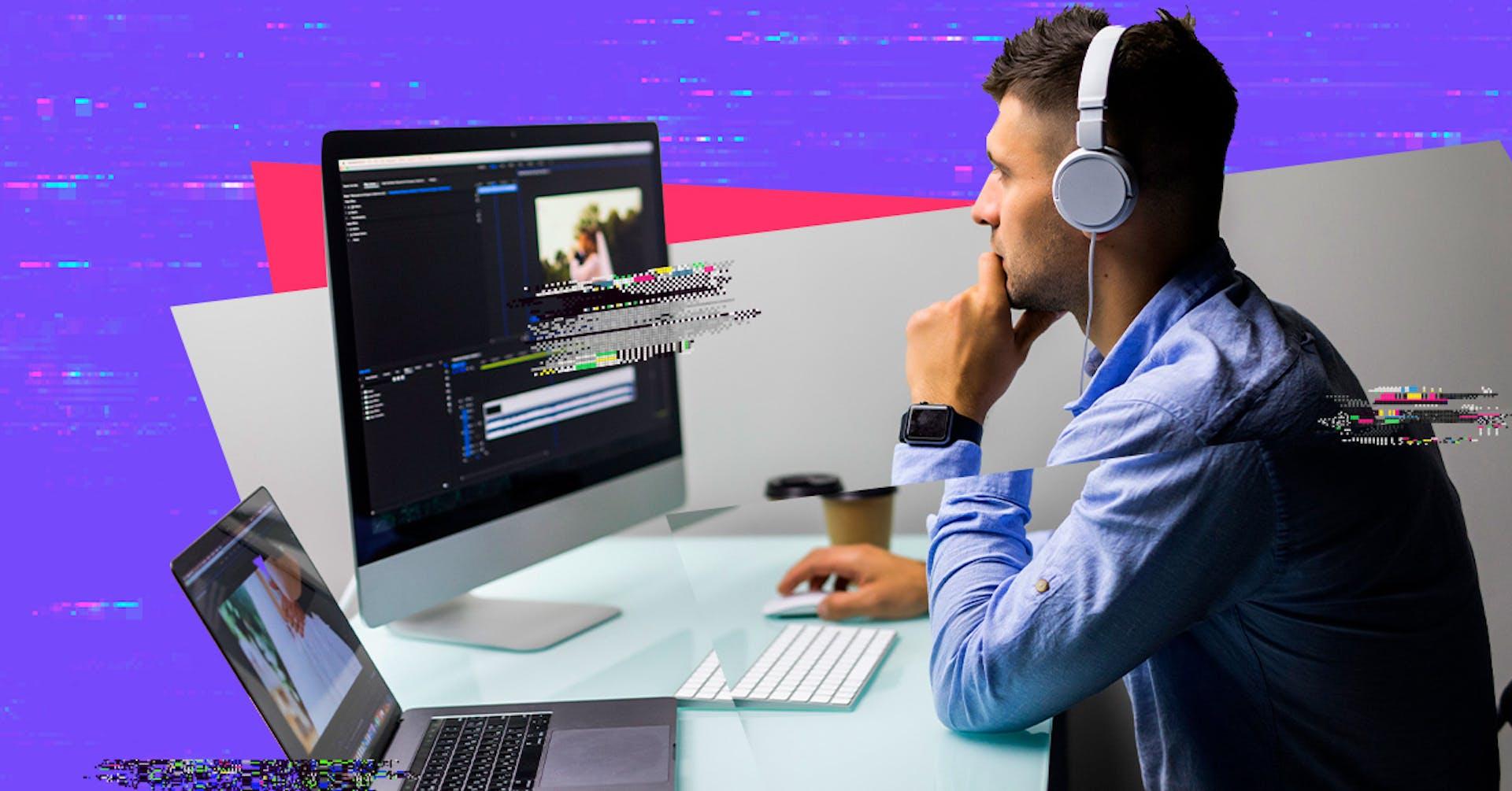 4 coisas que eu gostaria de saber antes de editar vídeos
