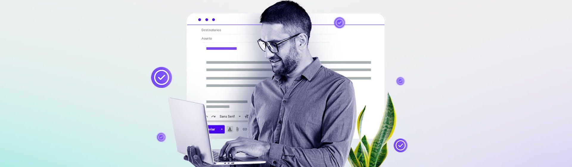 ¿Cómo redactar un correo para enviar un CV? Consejos para llamar la atención de los reclutadores