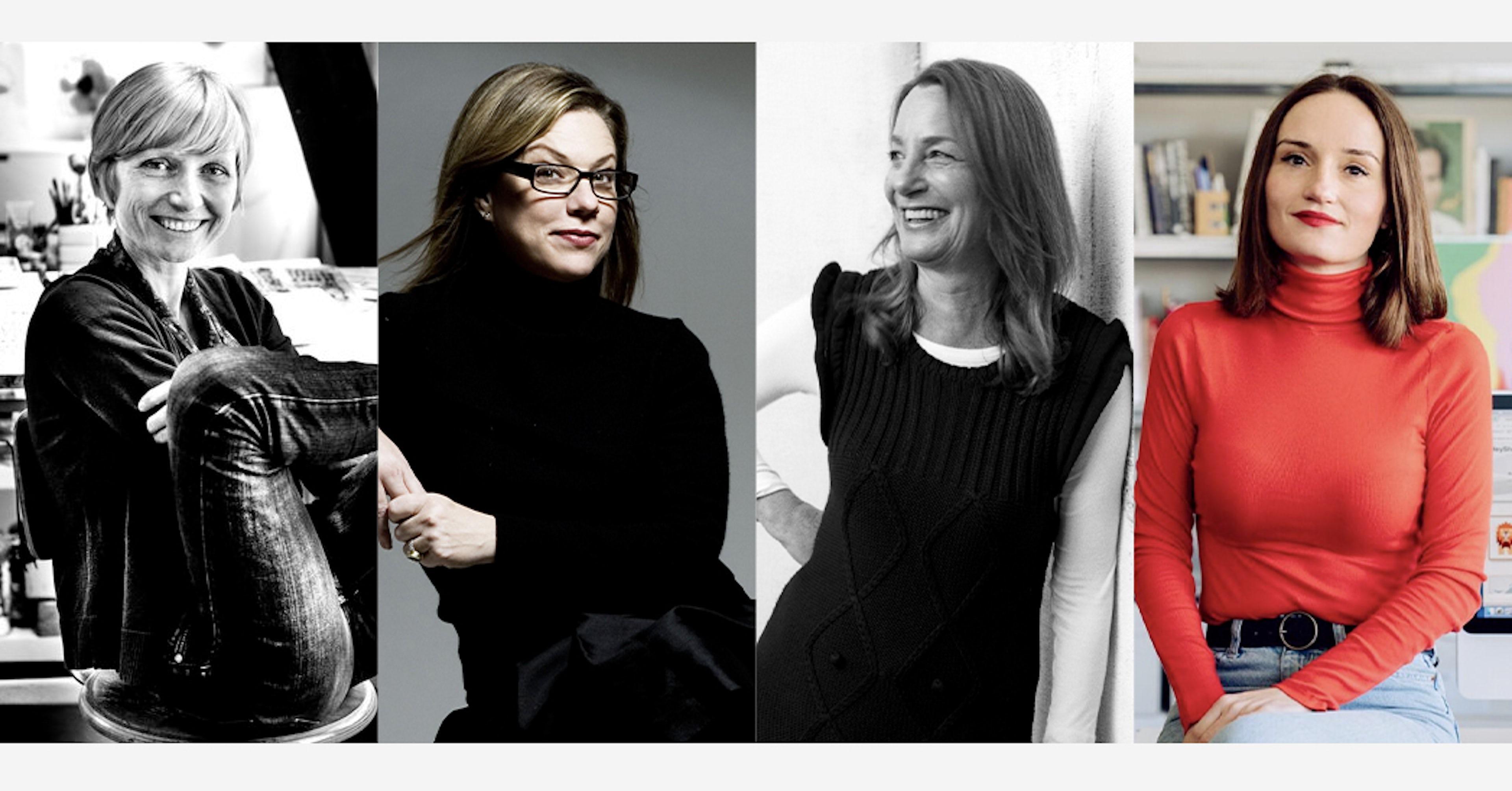 8 mujeres de la industria creativa que tienes que conocer
