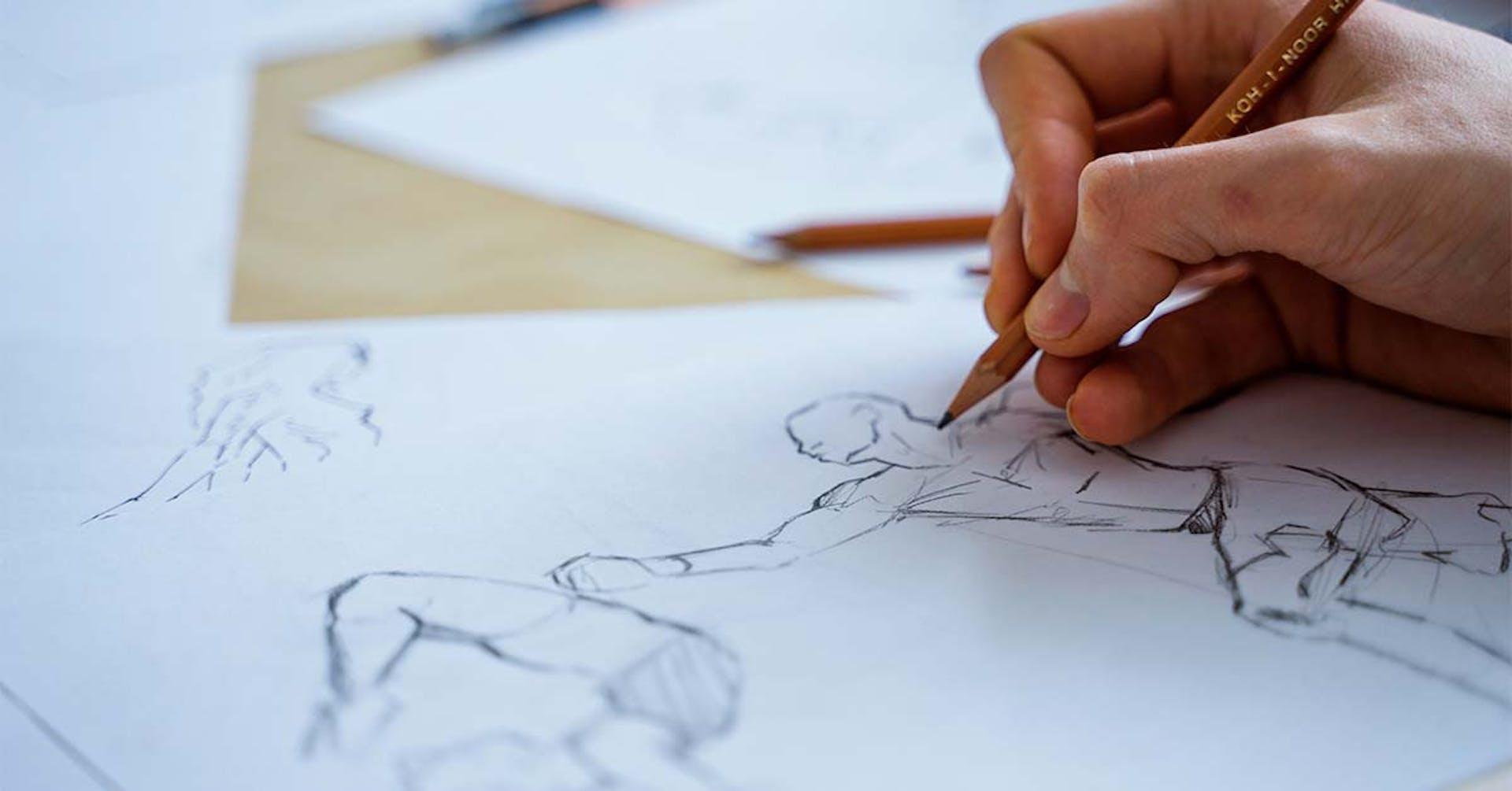 ¿Qué necesito para empezar a dibujar? ¡Aprende a ilustrar como los dioses!