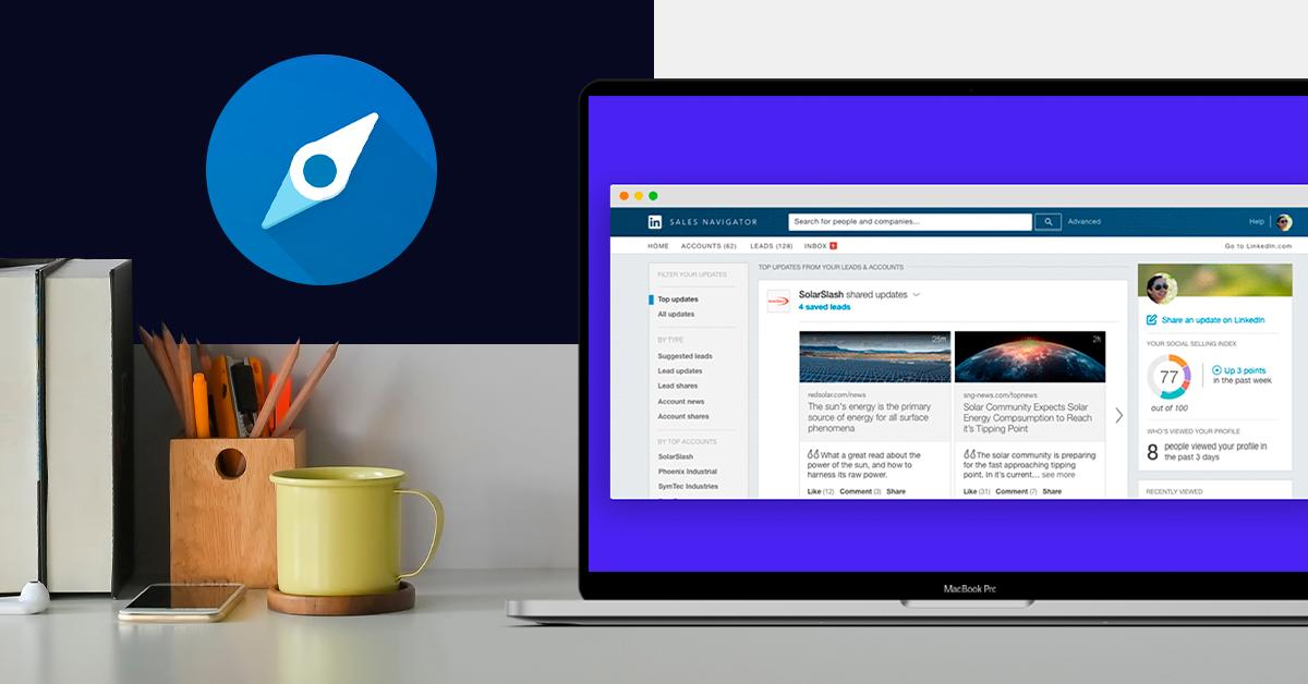 Conoce cómo LinkedIn Sales Navigator te ayudará a cerrar ventas