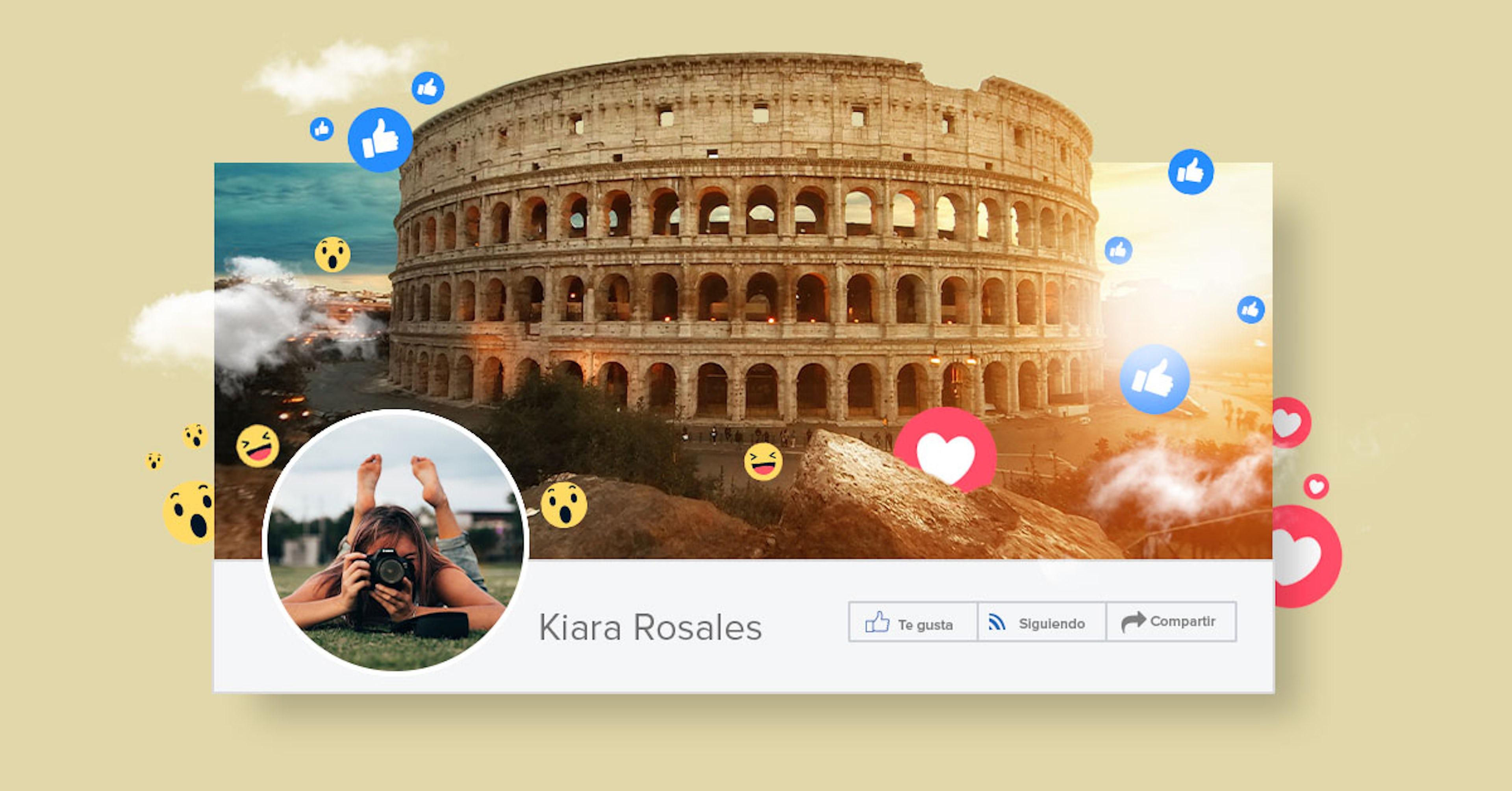 Portadas y emojis para Facebook. Aquí 10 ideas