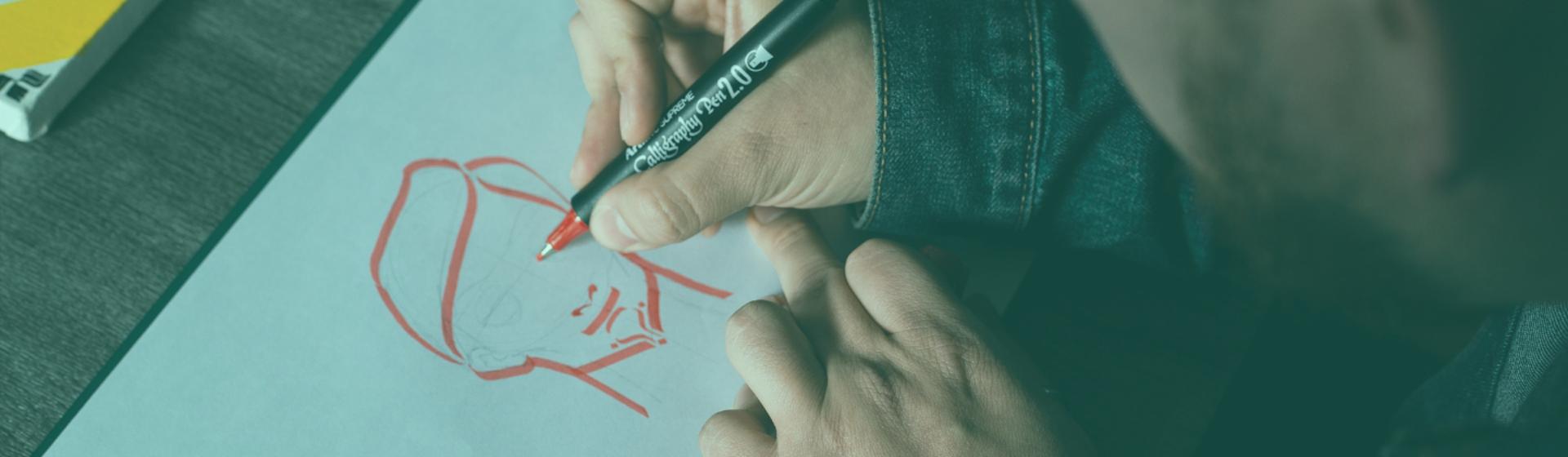 Crea un portfolio de ilustración increíble que deje a tus clientes boquiabiertos