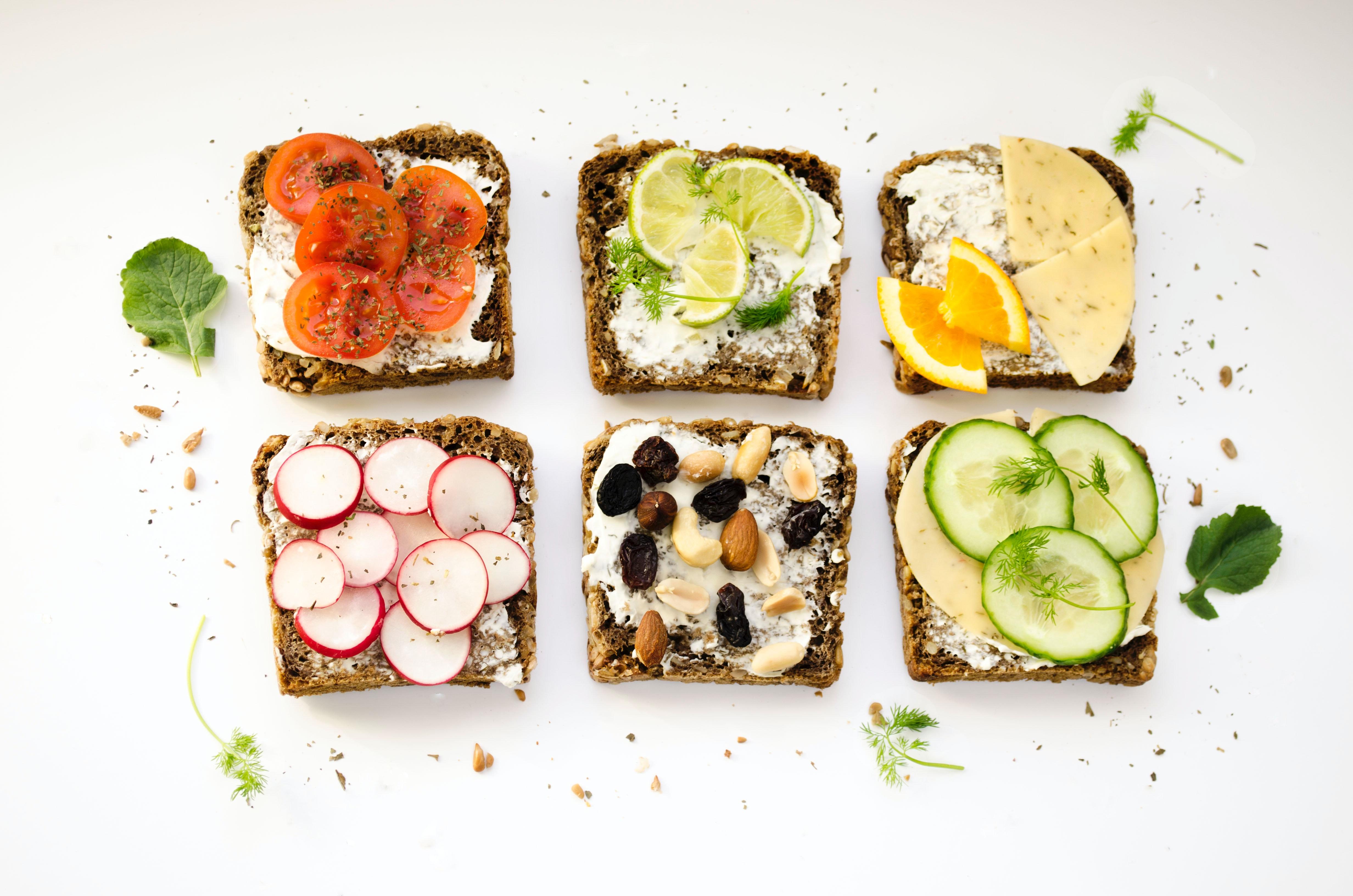 ideas de emprendimiento comida saludable