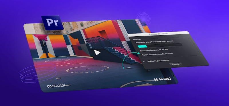 Renderizar en Adobe Premiere ¿Cómo crear los mejores diseños audiovisuales?