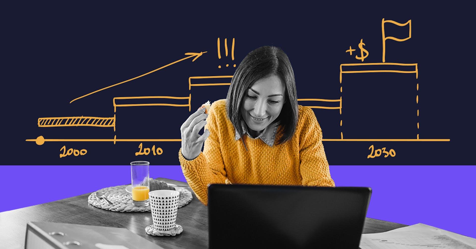 Productividad digital: Cómo hacer que tu equipo logre sus objetivos en remoto