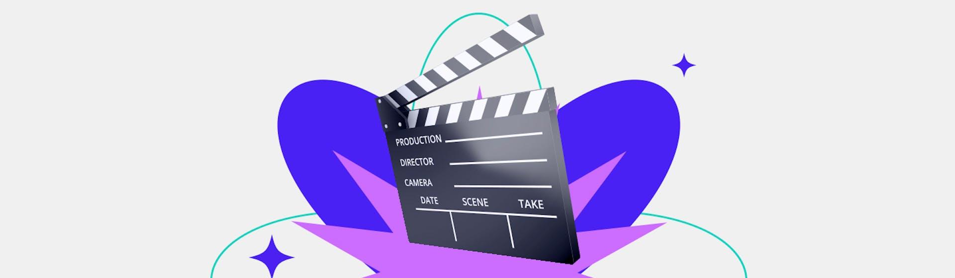 Cómo hacer una película en 5 pasos y ser un sexy Hollywood-filmaker