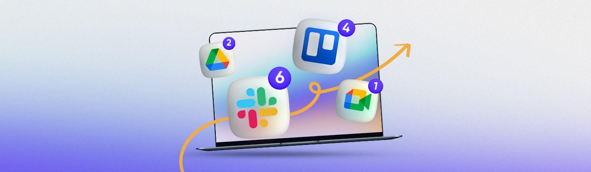 +9 Herramientas digitales para mejorar la productividad en el trabajo remoto