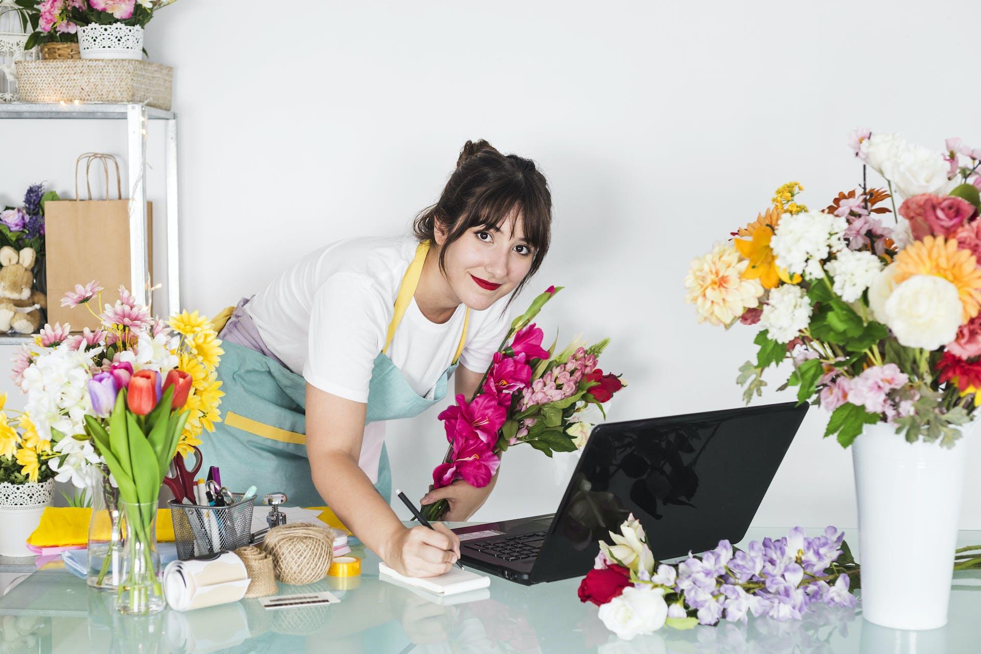 Conoce qué es la floristería y enamórate de los diseños florales [+ técnicas 2021]