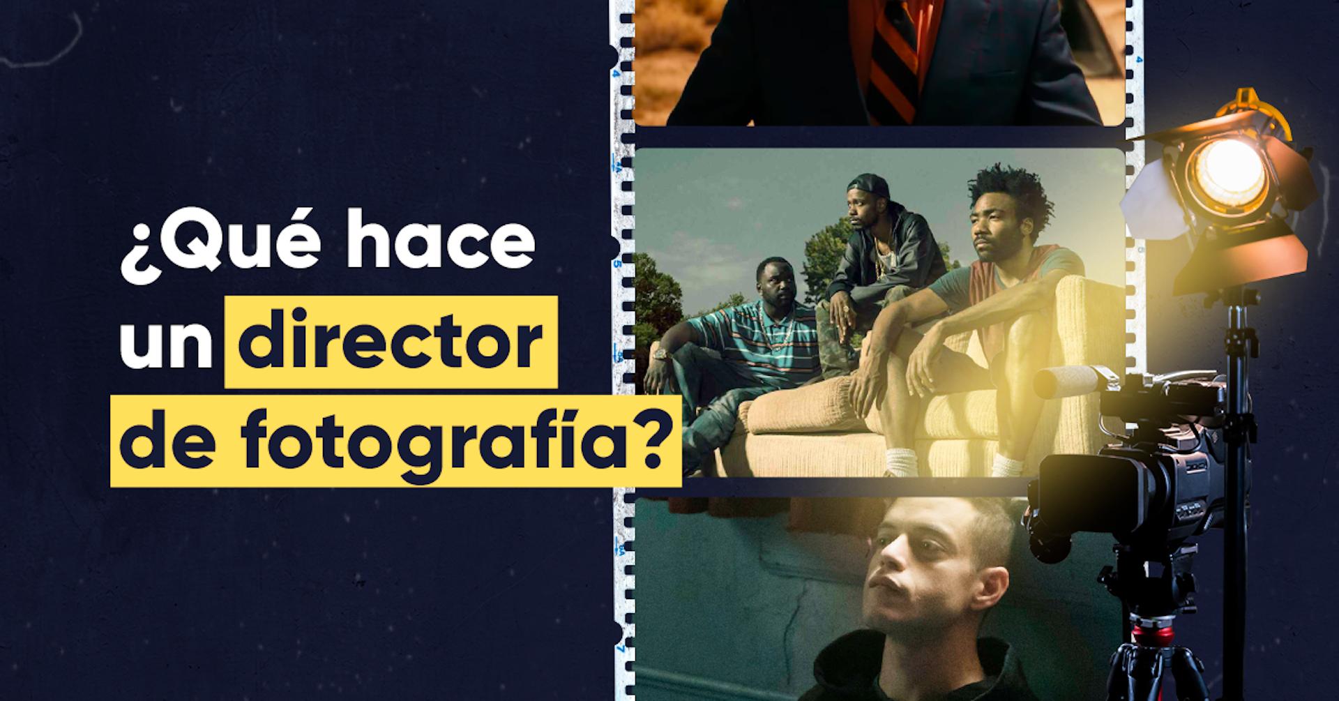 ¿Qué hace un director de fotografía? Analizamos 3 series famosas