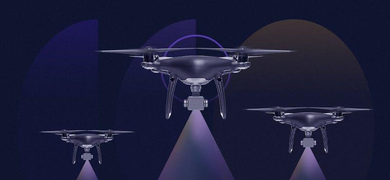 ¿Cómo hacer fotogrametría con drones? Reconstruye objetos y escenarios a partir de tomas aéreas
