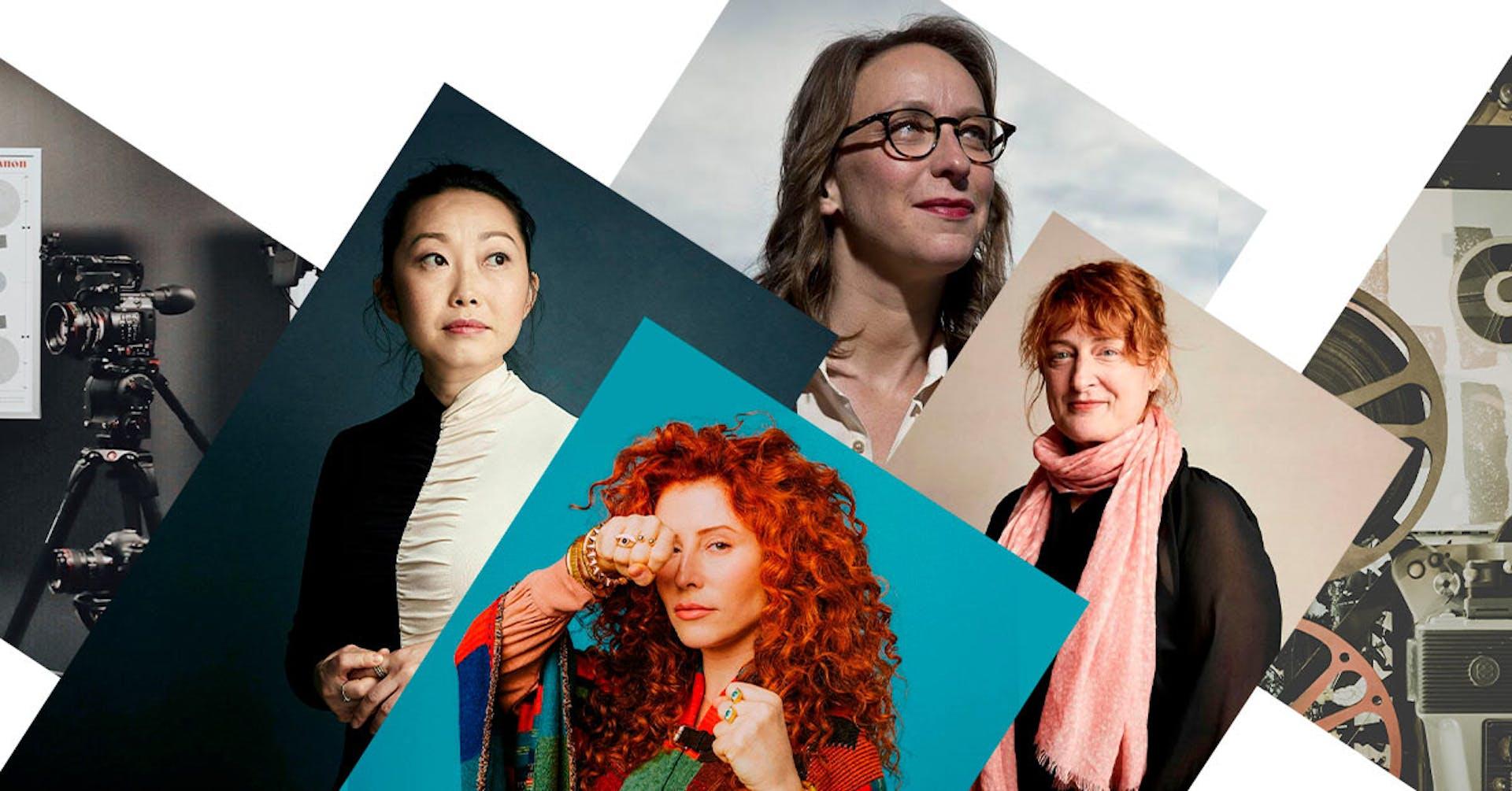 5 mujeres cineastas que debes conocer