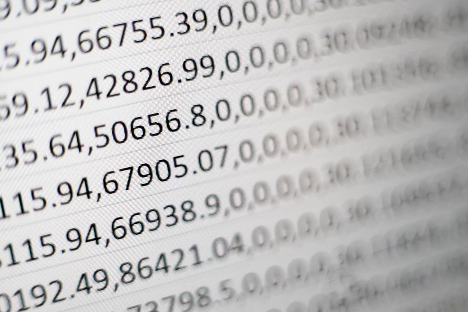 8 fórmulas de Google Sheets que rentabilizarán tu negocio