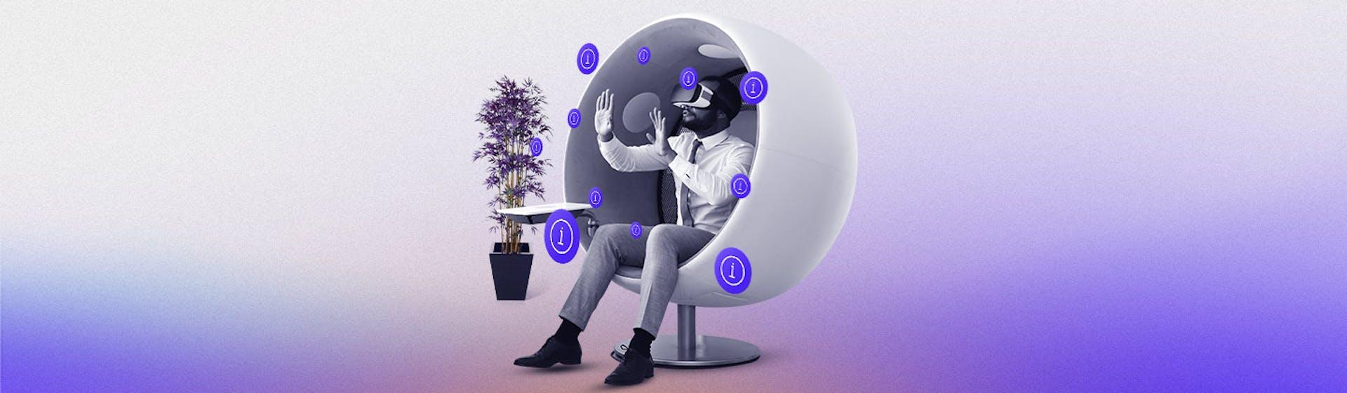 +7 Ejemplos de cómo será el diseño de las oficinas del futuro