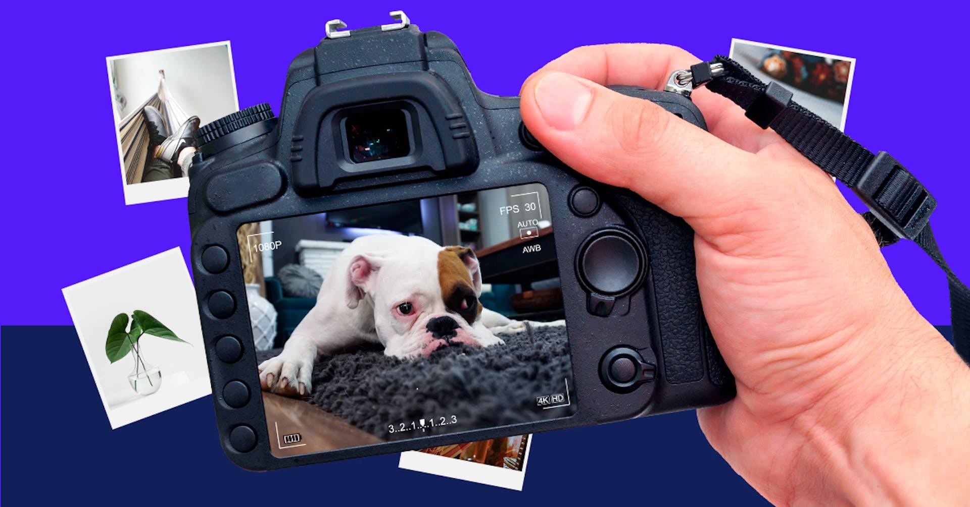 7 ideias para tirar fotos em casa e sair bem sem muito esforço