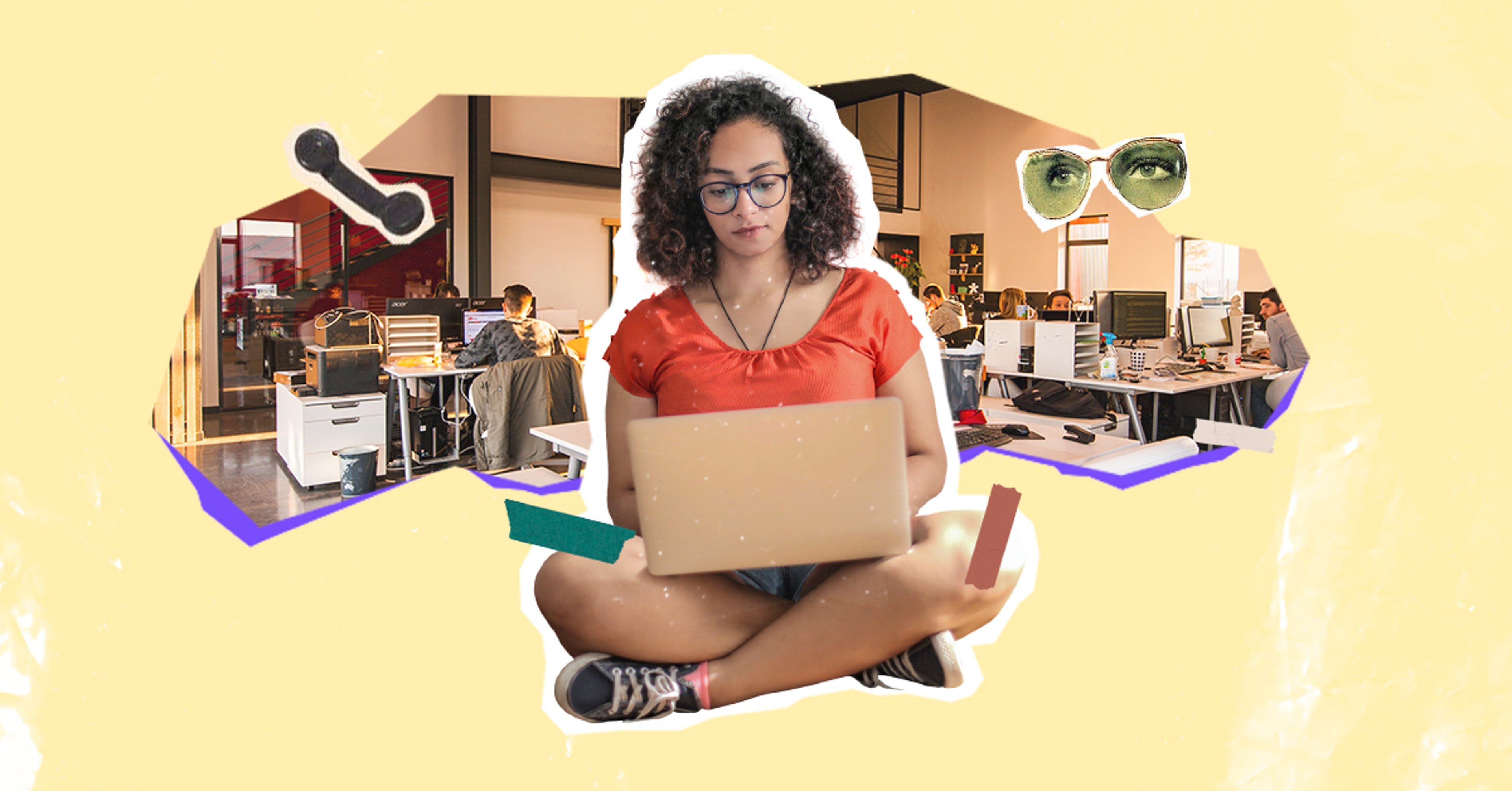 Novos tipos de trabalho: remoto x presencial?