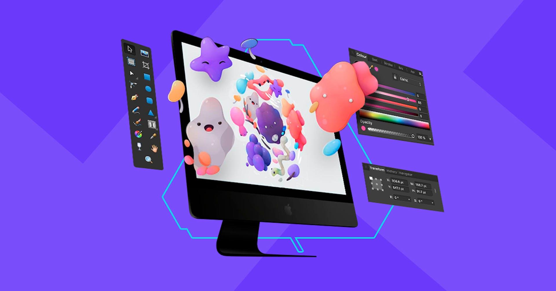 O que é o Affinity Designer: a alternativa ao Illustrator que está dando o que falar