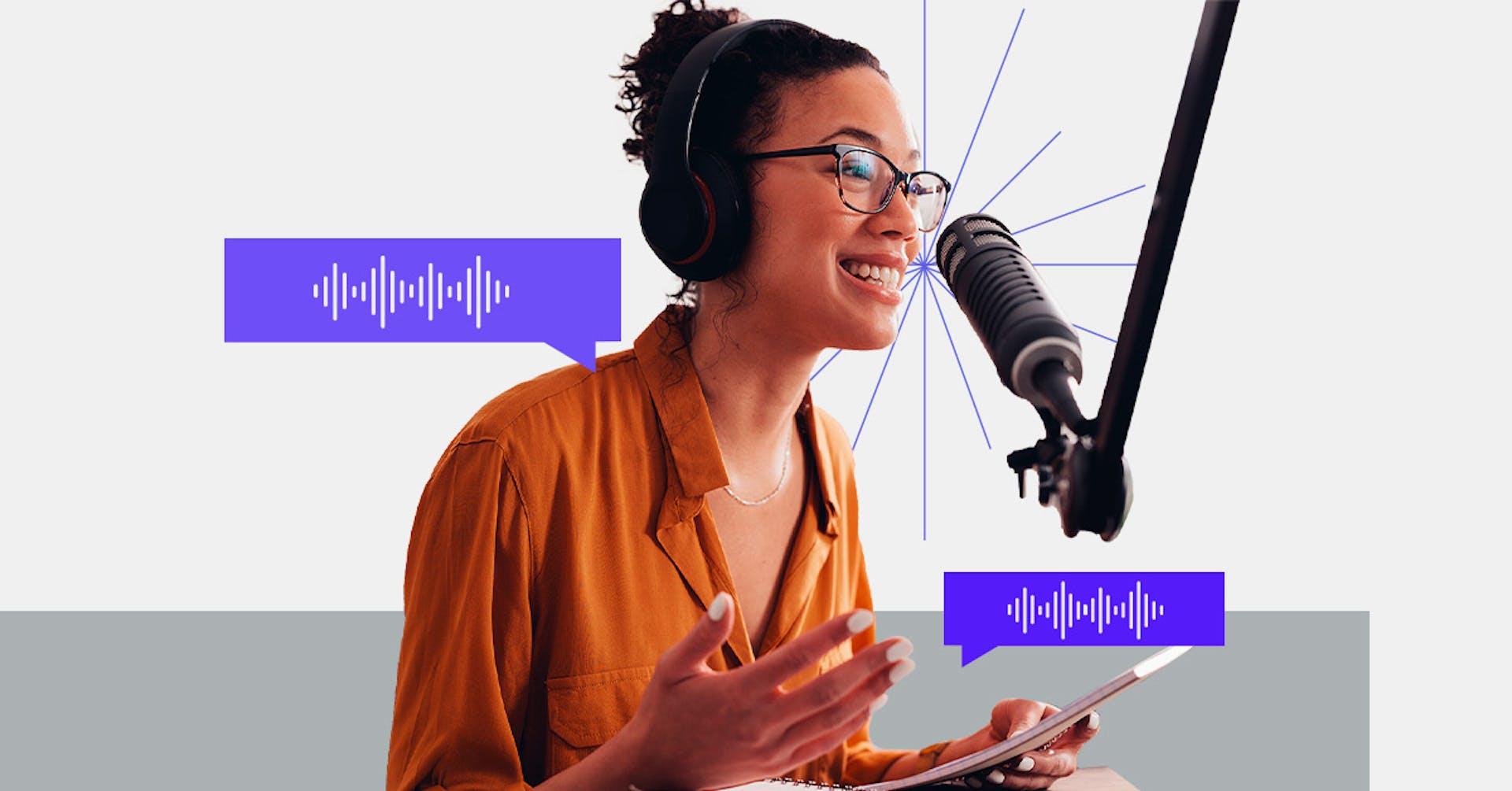 ¿Cómo crear un podcast online? Convierte tus ideas en capítulos de 20 minutos