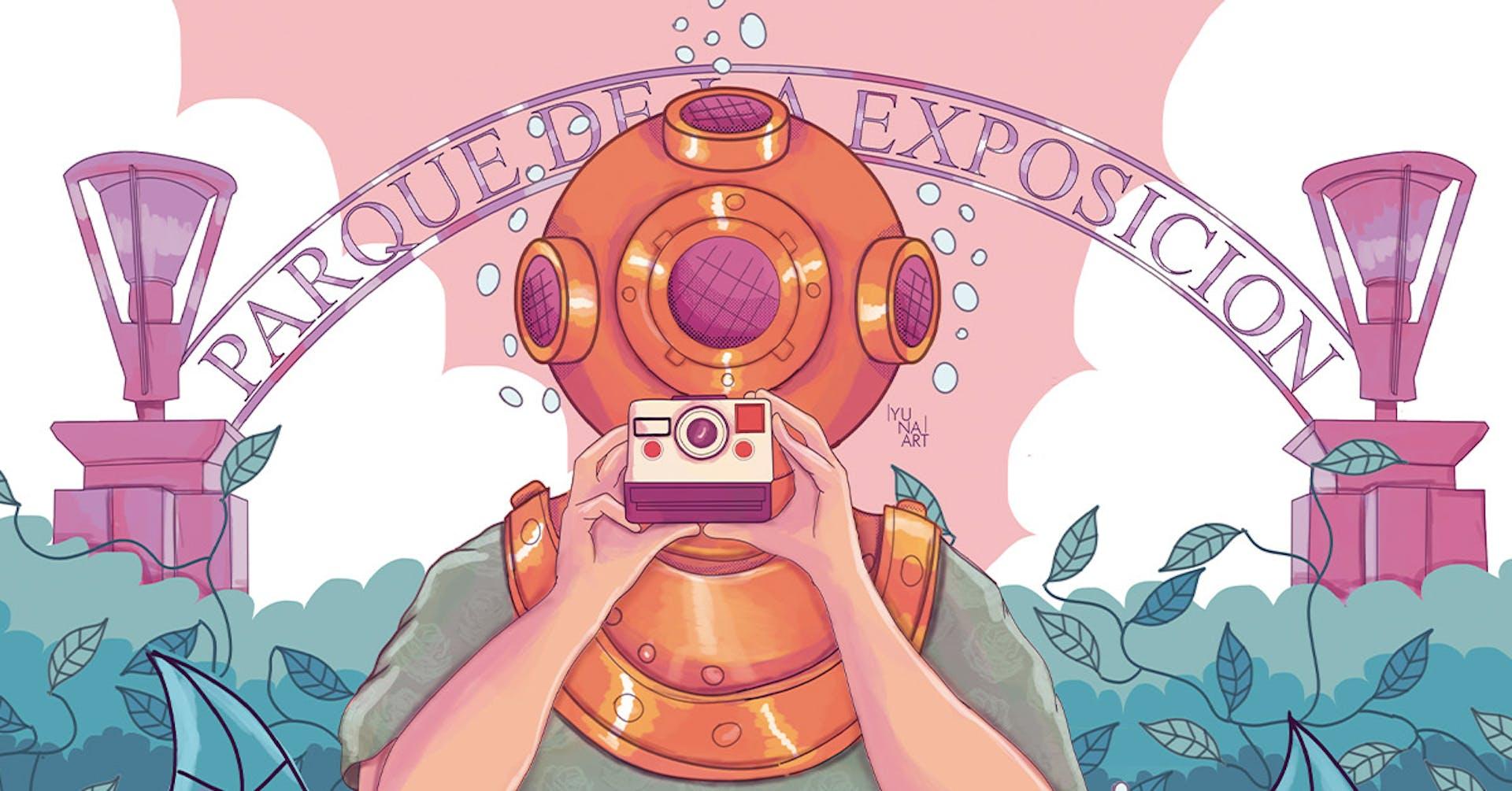 Conoce a Adolfo Reyes, un ilustrador Premium