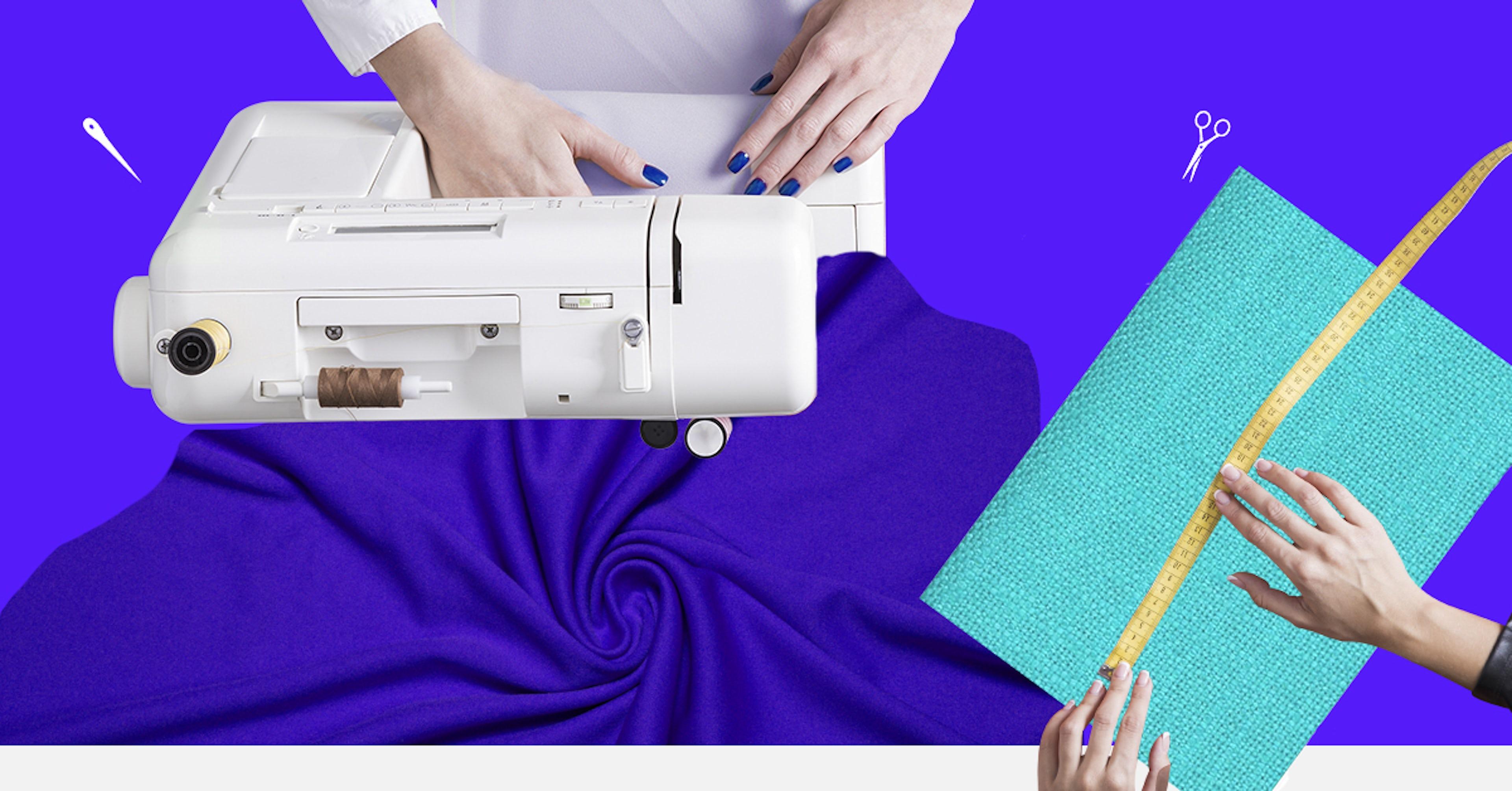 Las 15 mejores máquinas de coser para principiantes