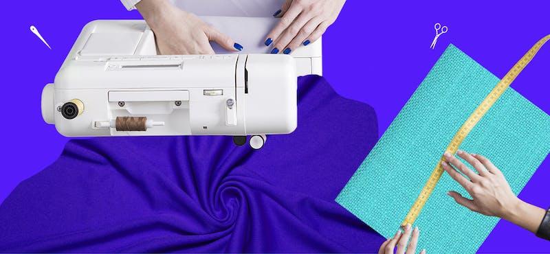 Conoce las mejores máquinas de coser y tus primeras prendas parecerán profesionales