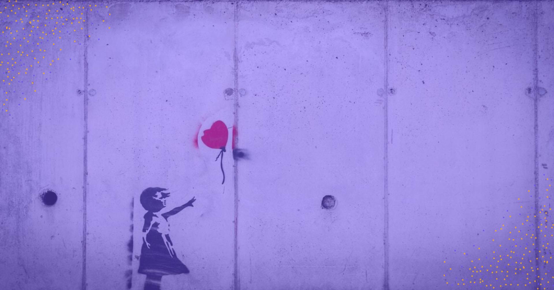 Descubre qué es un stencil, el arte urbano que se apodera de la ciudad