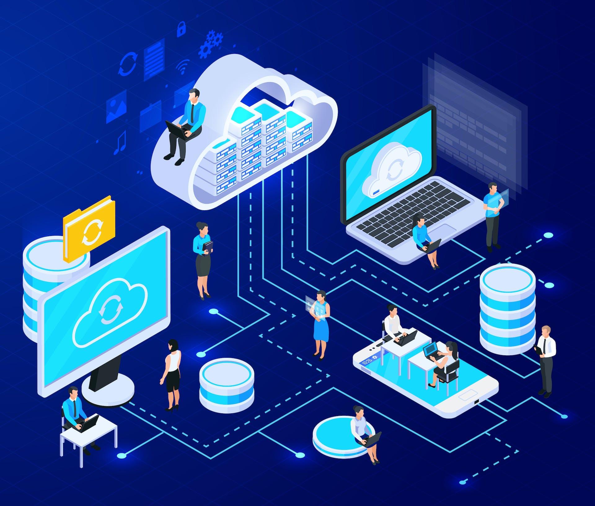 Cloud computing: la única nube que no oscurecerá tu estrategia