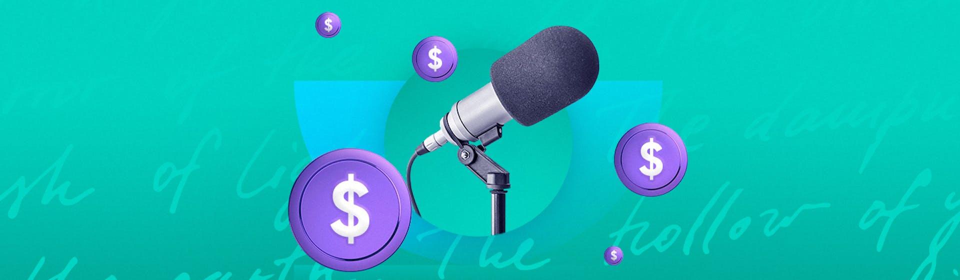 Escucha estos podcast de economía y aprende cómo invertir el dinero de tu 'piggy bank'