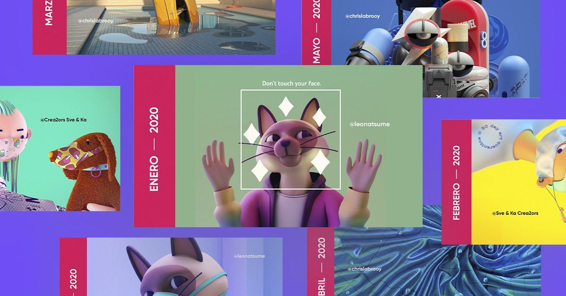 Los proyectos de diseño 2020 que te harán aplaudir de pie