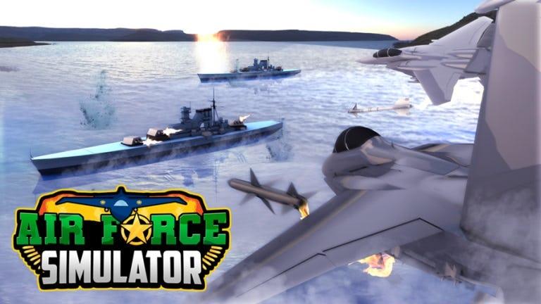 game roblox air force