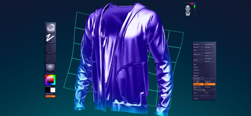 Diseña prendas en 3D: Todo sobre Marvelous Designer