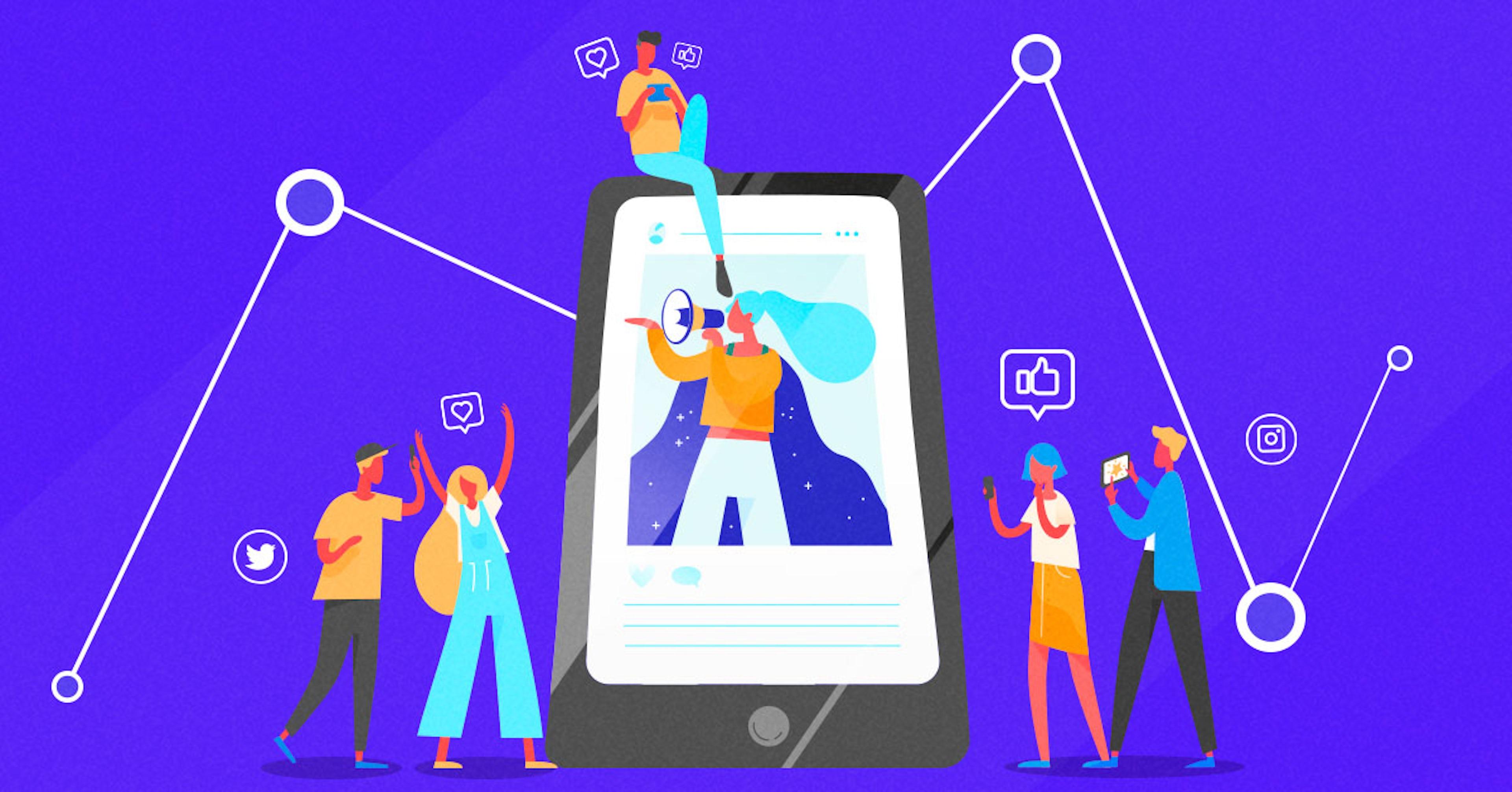 Las 6 claves que debes conocer para alcanzar el éxito en Social Media