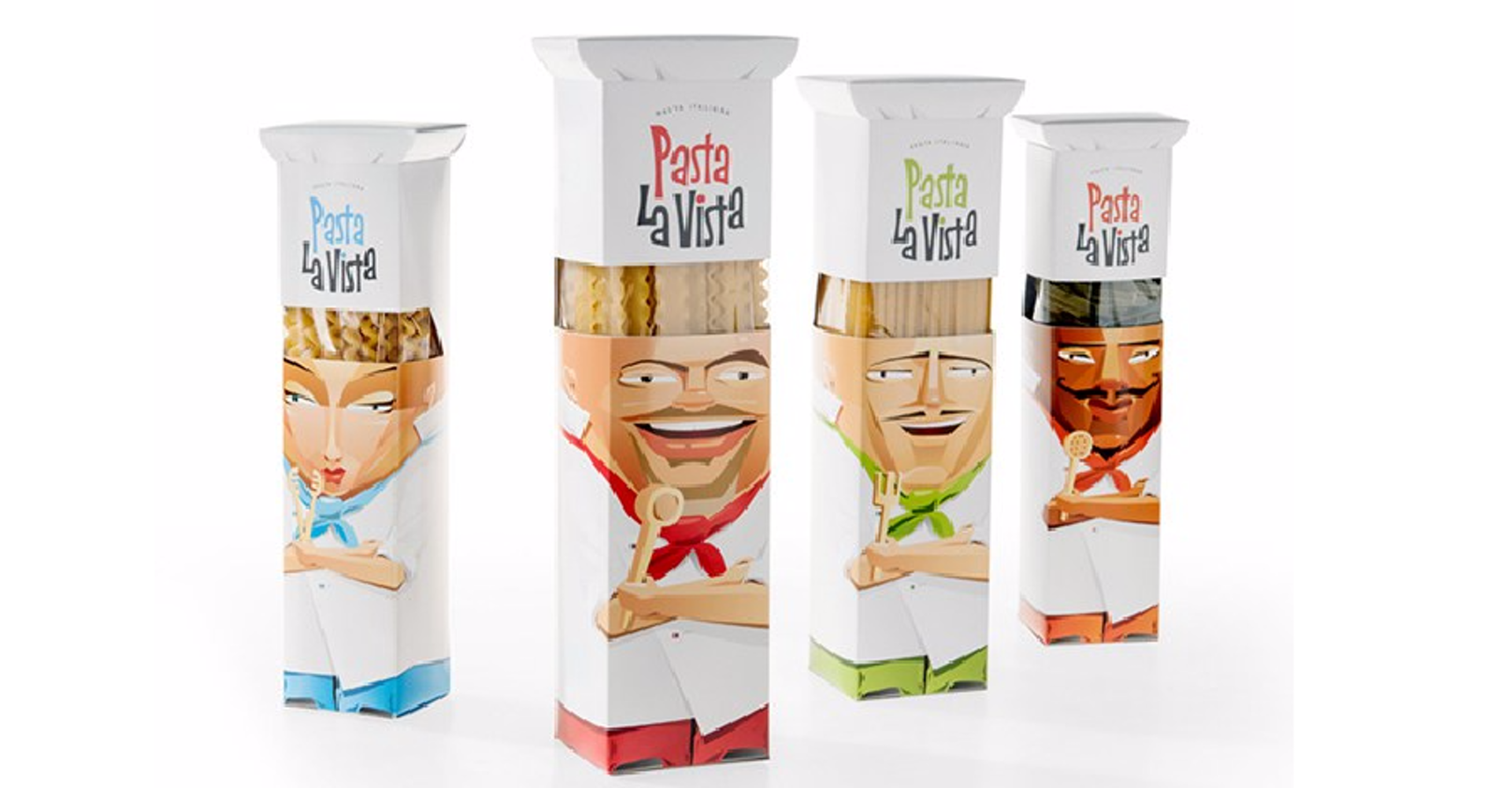 Ideas de packagings creativos para comida