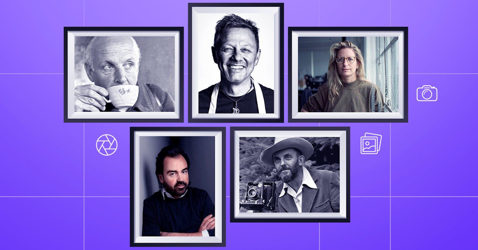 Fotógrafos famosos y su legado trascendental en la industria