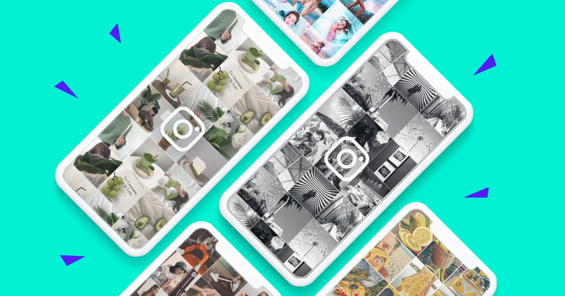 Apps de diseño: conoce tu paleta de colores de Instagram