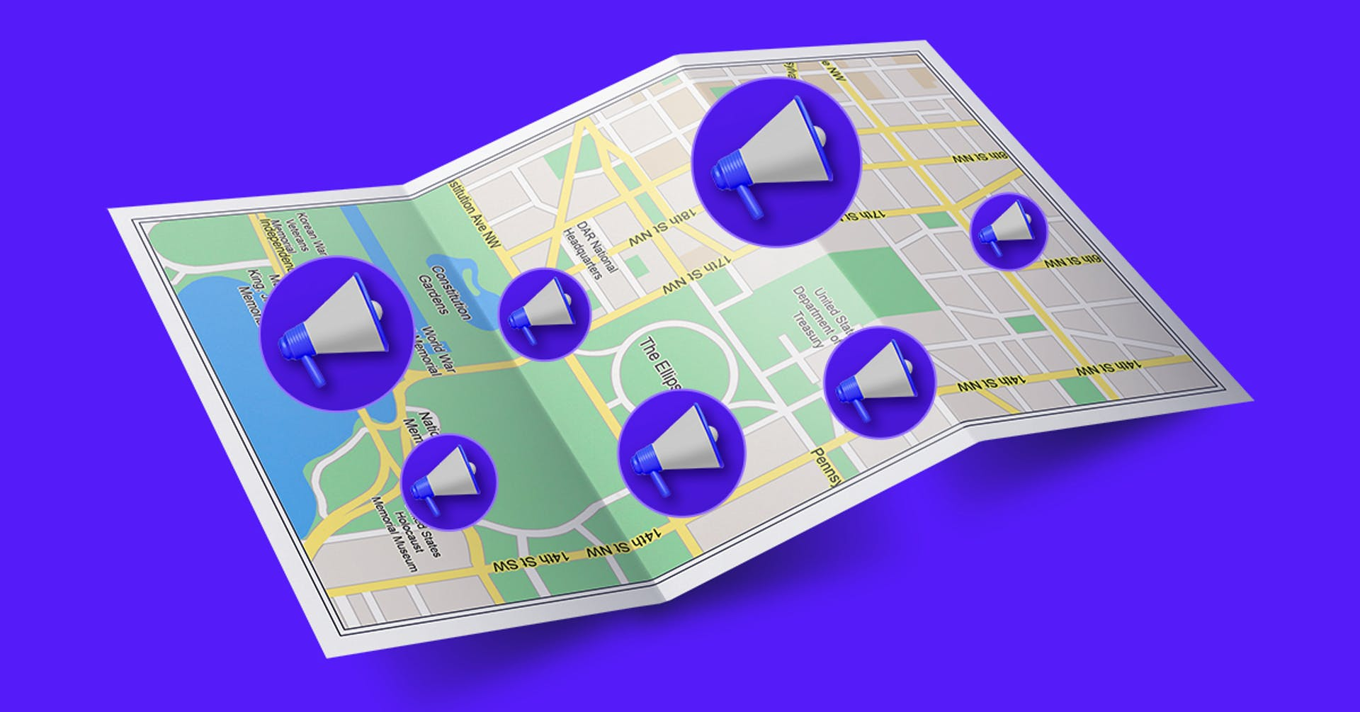 5 ejemplos de Geomarketing para mejorar la estrategia comercial de tu negocio