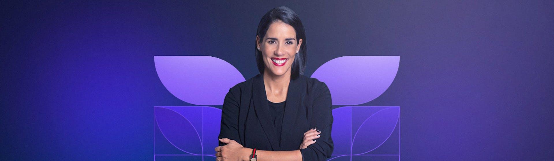 Gianella Neyra traspasa las pantallas con su curso de actuación en Crehana