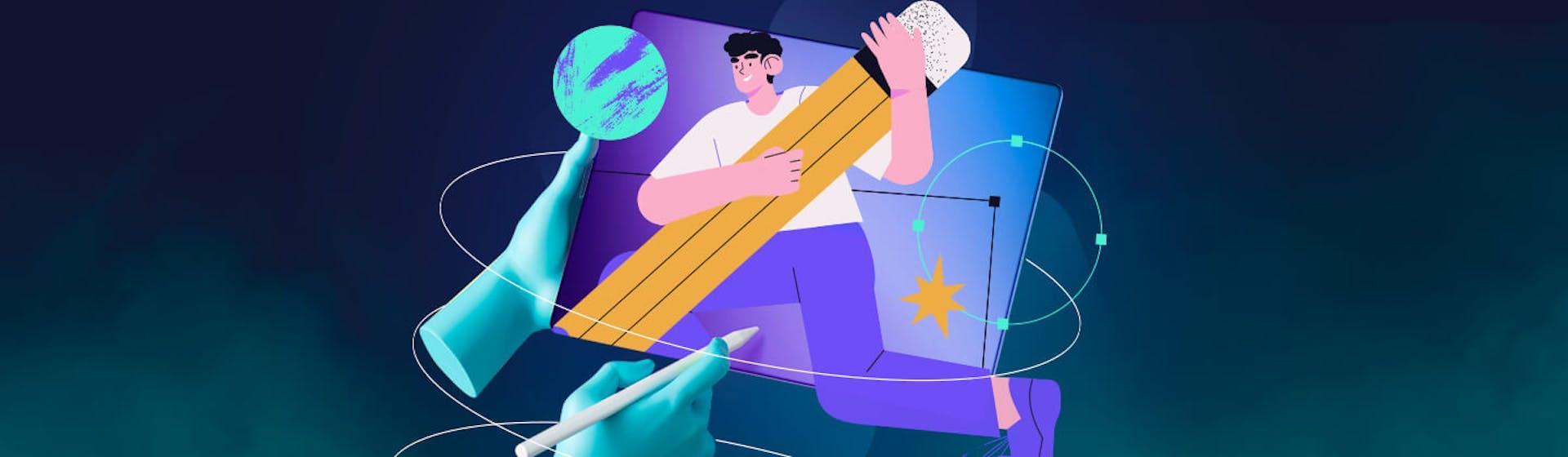 5 principios de la ilustración para comenzar en el arte digital (+ ebook)