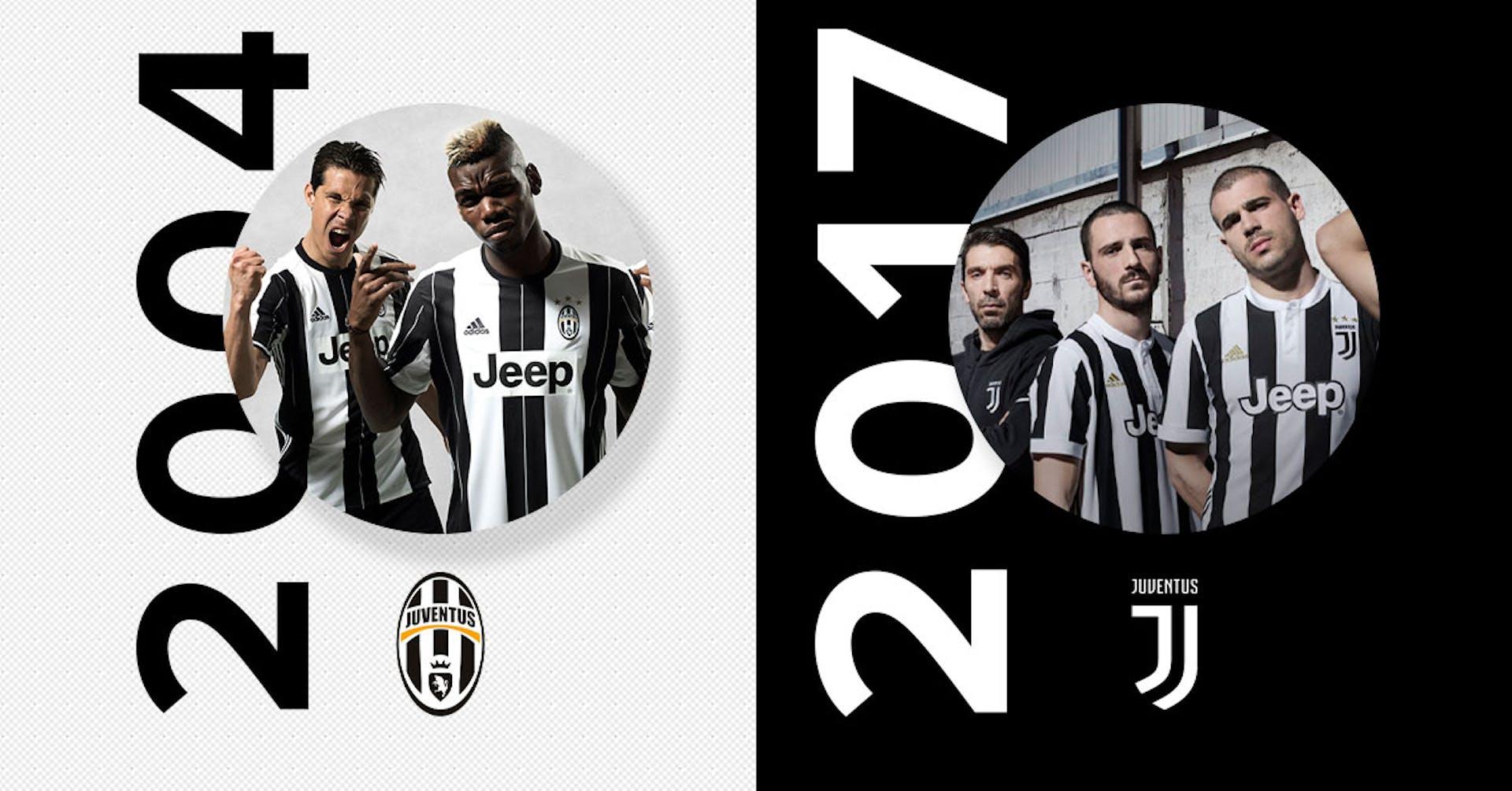 Juventus, Patriotas y otros equipos cambiaron su imagen. ¿Sabes cómo eran?