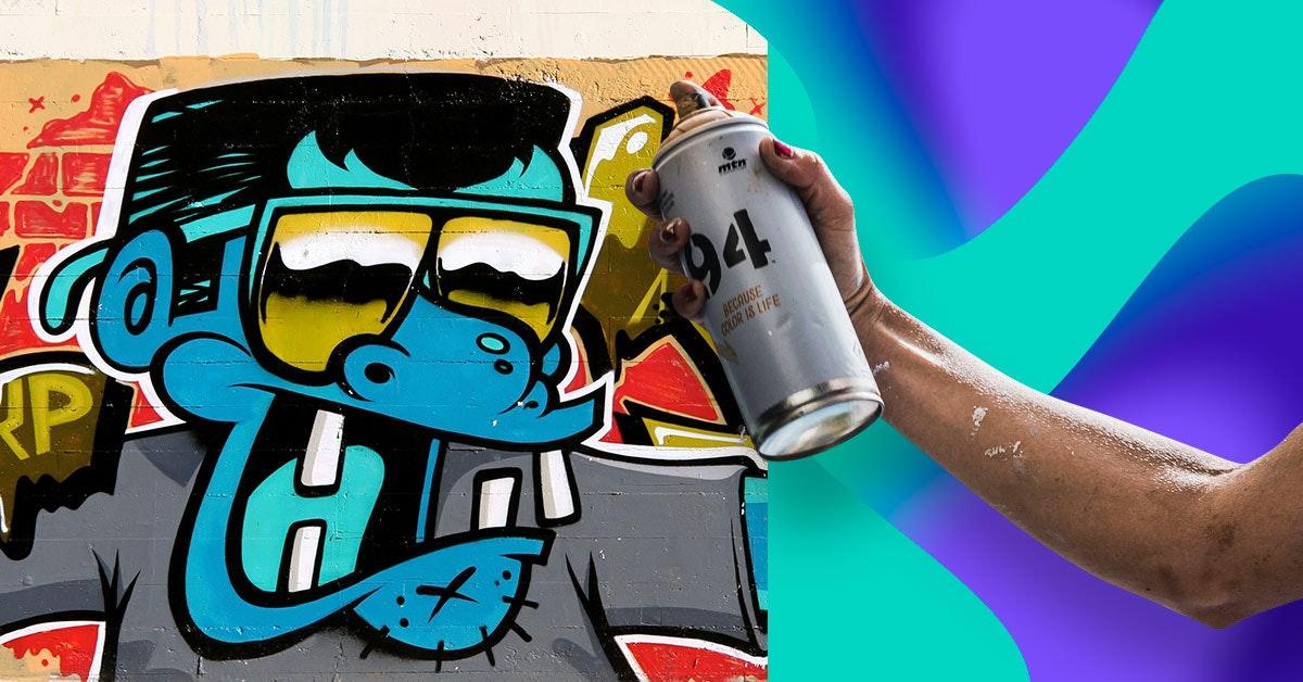 ¿Preparado para hacer graffitis? Estos tips serán tu guía