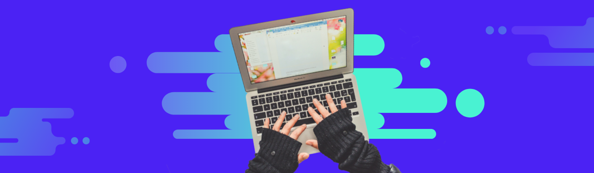 Portadas creativas para trabajos de Word: 8 plantillas que harán brillar tus documentos